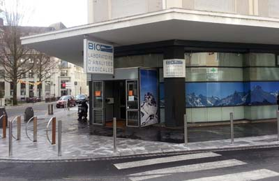 Laboratoire Palais des Pyrénées