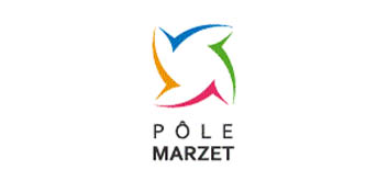 Logo Pôle Marzet