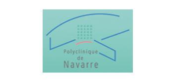 Logo Polyclinique de Navarre